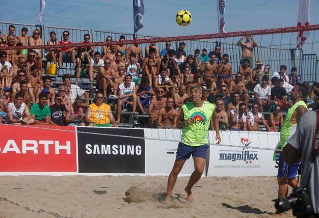 Un momento del torneo (foto Corelli)