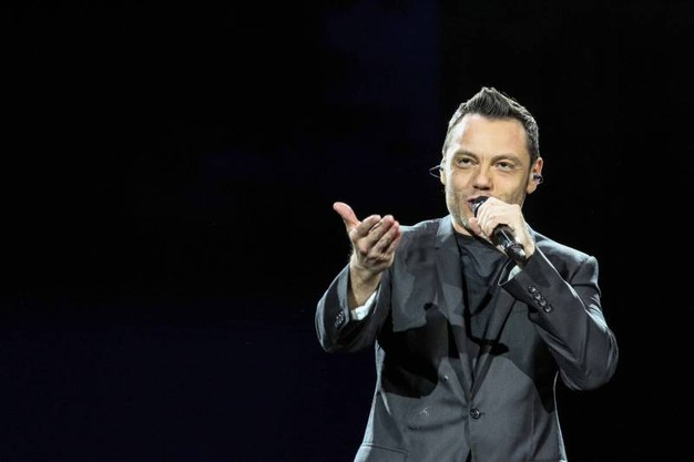 Tiziano Ferro (Tania Bucci / New Press Photo)