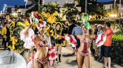 Esplosione di colori al Carnevale estivo di Fano