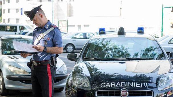 Sono stati i carabinieri a scoprire il furto di elettricità