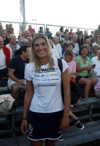 Francesca Piccinini (foto Corelli)