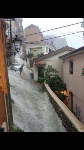 Alluvione a Scilla