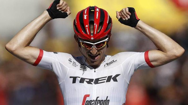 Tour de France 2017, Bauke Mollema (Ansa)