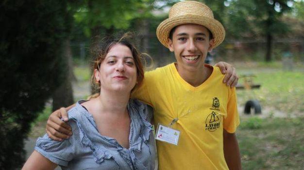 Con Anna Agati