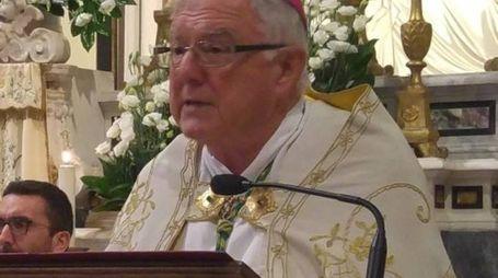 Il vescovo della diocesi, monsignor Roberto Filippini