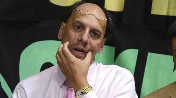 Il presidente dell'Fc Grosseto Max Pincione