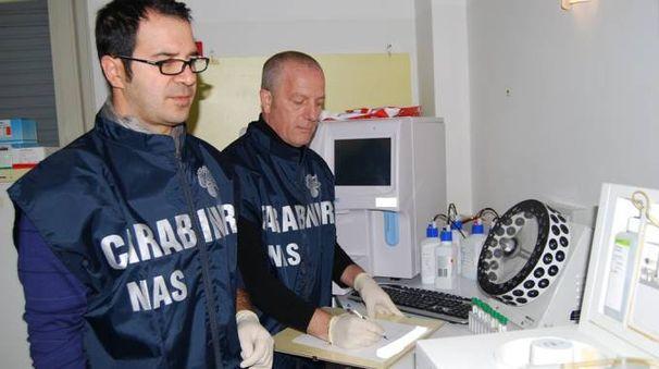 Indaga anche il reparto Nas dei carabinieri