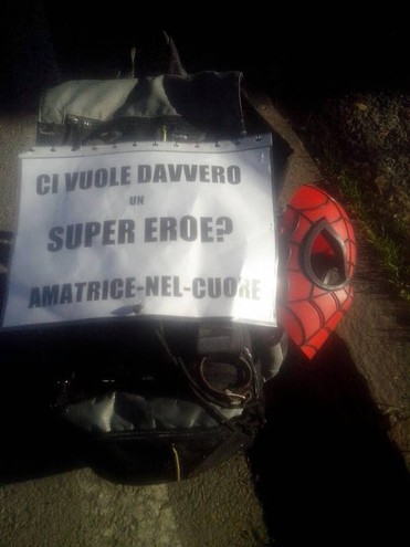 Il motto del nostro Spiderman
