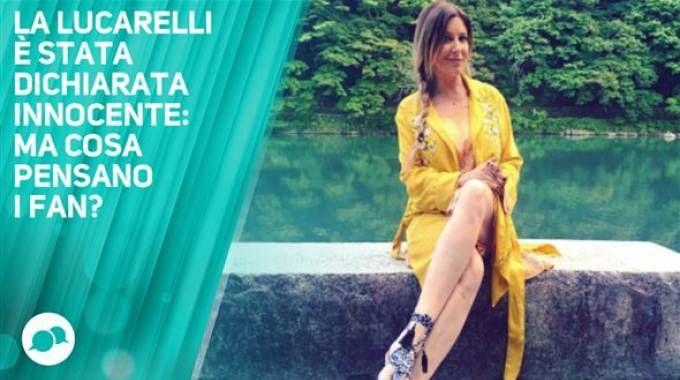 Selvaggia Lucarelli: assolta e felice sui social