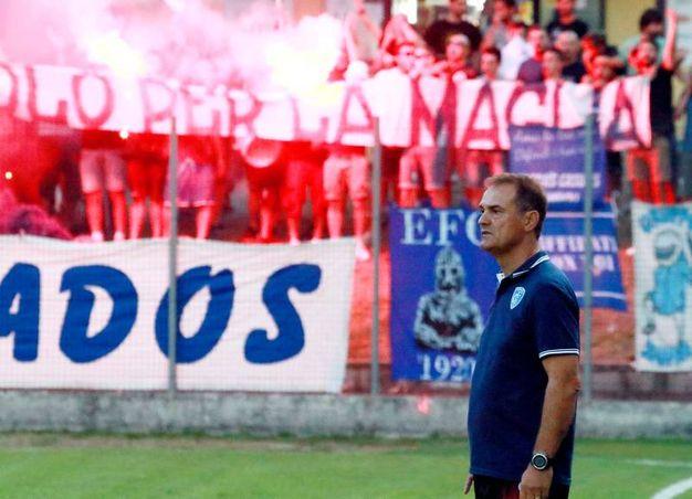 Amichevole Lampo-Empoli. Foto Gianni Nucci/Fotocronache Germogli