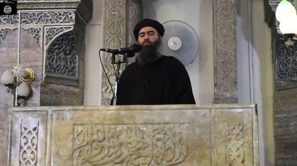 Abu Bakr al-Baghdadi (Afp)