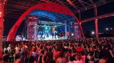 Un recente concerto al Carroponte