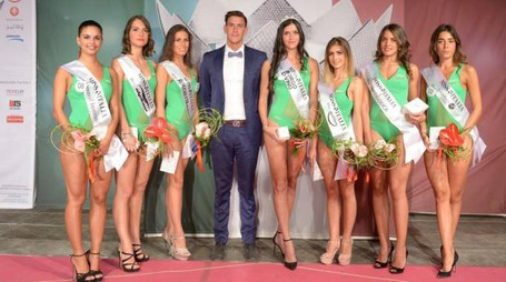 La selezione di Miss Italia a Montespertoli (ph. Giovanni Rastrelli)