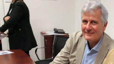 Il presidente della Provincia, Rinaldo Vanni