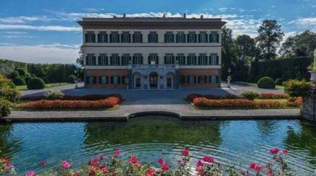 Villa Reale a Marlia