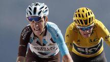 Tour de France 2017, Froome resta il leader della classifica (Ansa)