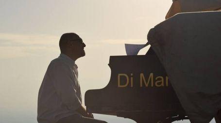 Il pianista Ramberto Ciammarughi