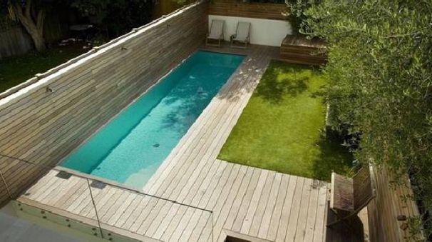 Piccole piscine per giardini extra small magazine - Piccola piscina ...
