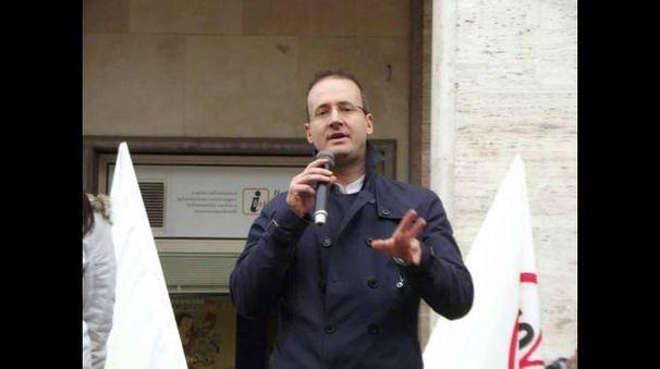 Il consigliere comunale del M5s, Patrik Cavina