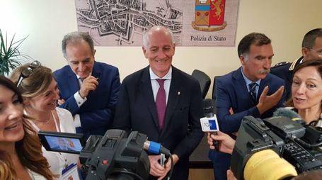 Rovigo, inaugura la nuova questura