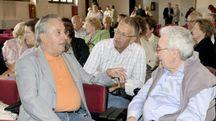 Anziani a confronto  (foto di repertorio)