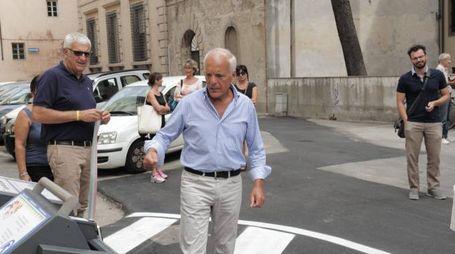 Il direttore di Sistema Ambiente, Roberto Paolini,