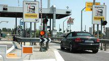 Autostrada 14, chiusa per 4 giorni l'entrata dal casello di Fano (foto Fantini)