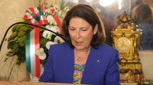 Il prefetto Maria Patrizia Paba