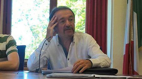 L'assessore Marcello Danti