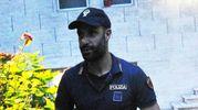 Una pattuglia della polizia (foto d'archivio)