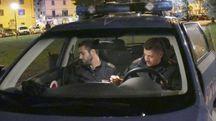 Un'altra notte di lavoro per la polizia