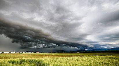Previsioni meteo, allerta temporali al Nord Italia (foto iStock)