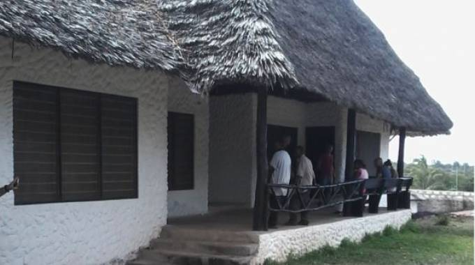 Mombasa, la casa dell'italiana uccisa (dal sito Africa Express)