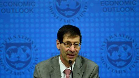 Maurice Obstfeld, capo economista del Fmi (Afp)