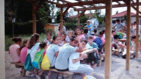 I bambini dell'estate ragazzi al Bosco Antico