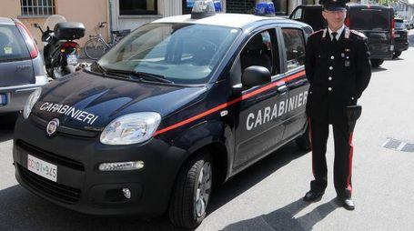I carabinieri di Cerro Maggiore autori dell'arresto