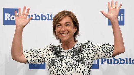 Daria Bignardi lascia la direzione di Rai3 (Ansa)