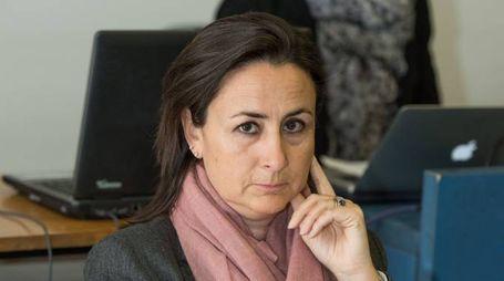 L'assessore Roberta Tellini