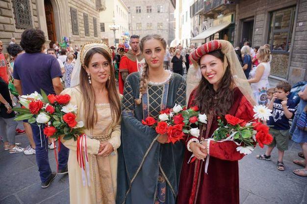 Festeggiamenti per San Jacopo (foto Acerboni/FotoCastellani)