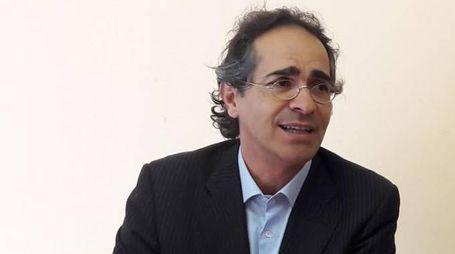 Marco Barzanti, segretario provinciale del Pci di Grosseto