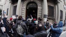 Protesta degli azzerati