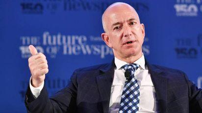 1. Jeff Bezos