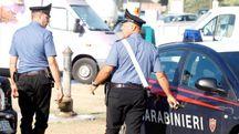INDAGINI I carabinieri stanno conducendo  gli accertamenti per ricostruire la vicenda