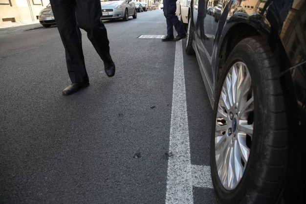 Firenze, spari in via Marconi: immigrato reagisce a un controllo nella colluttazione sottrae la pistola a un vigile e spara a terra (New Press Photo)