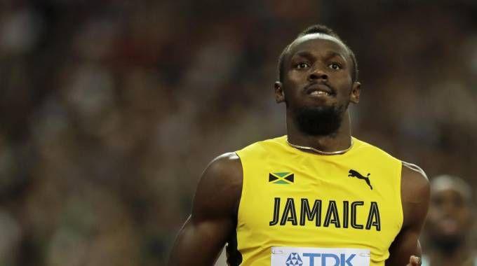 Mondiali atletica 2017, Usain Bolt (Ansa)