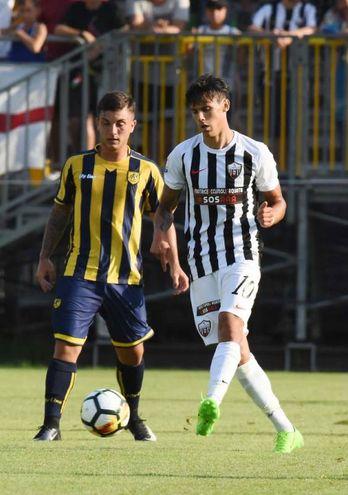 Ascoli-Juve Stabia 3-2 (Labolognese)