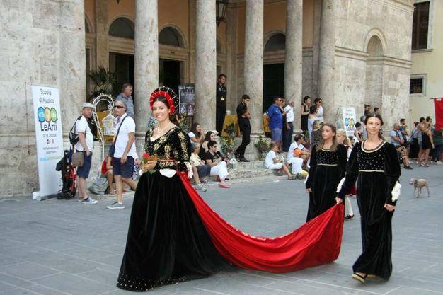 La dama di Tufilla (foto Labolognese)