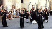La dama di Porta Maggiore (foto Labolognese)