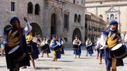 I tamburini di Solestà (foto Labolognese)
