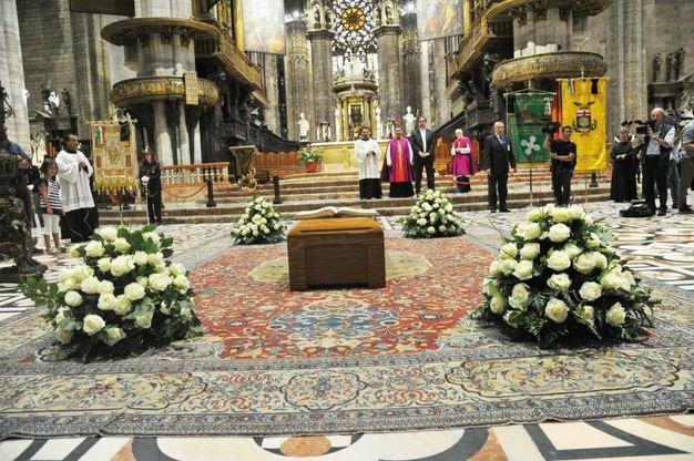 I funerali verranno celebrati in Duomo martedì 8 agosto alle ore 11 (Newpress)